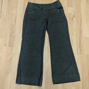 Antonio Melani size 6 Brown wide leg pants
